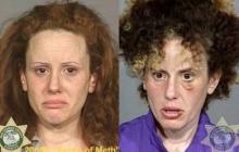 Crystal Meth Addicts